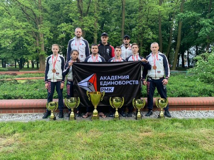 За сборную страны выступили семеро екатеринбуржцев