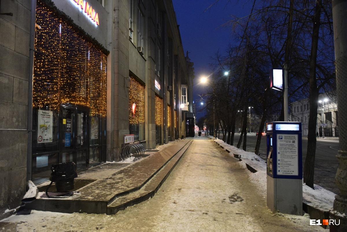 Прогуляться по пустому Екатеринбургу бесценно!
