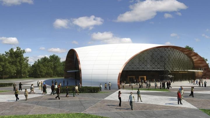 Проекты Меркушкина: в Самаре опять хотят построить велотрек, ледовый дворец и бассейны