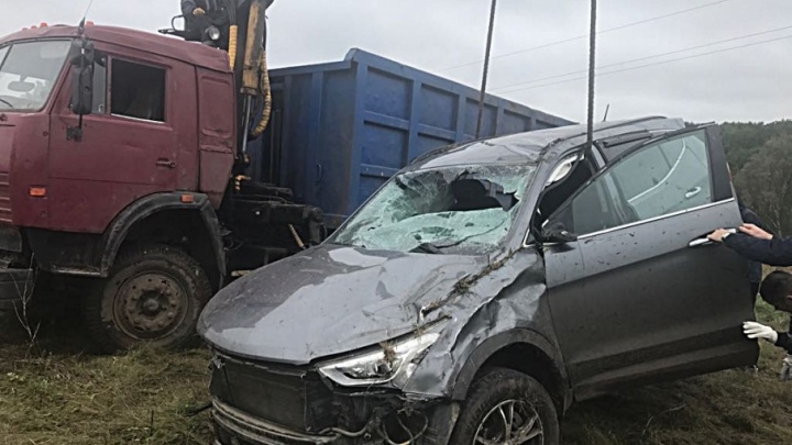 По вине нетрезвого водителя в Башкирии погибла женщина-пассажир