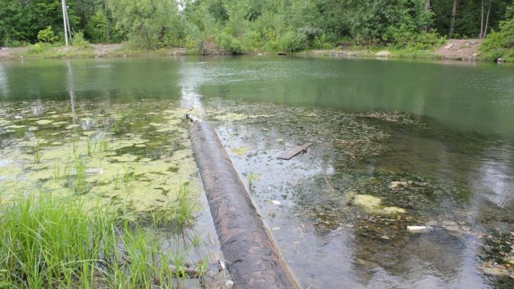 Башкирская компания сбрасывала сточные воды в реку