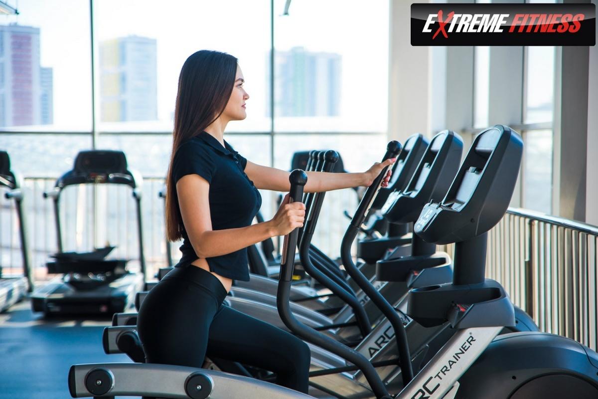 Новый фитнес-клуб c панорамным видом на город открылся в Новосибирске