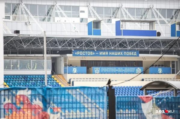 Власти пообещали отремонтировать трибуны и спортивные помещения стадиона «Олимп-2»