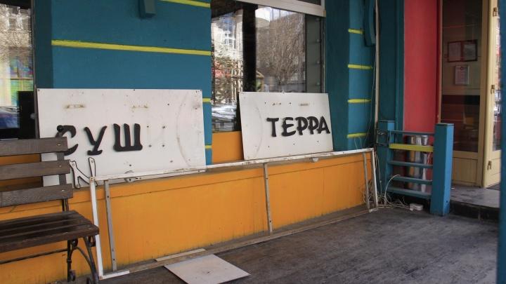 На месте одного из старейших суши-баров Новосибирска откроют узбекский фастфуд и кофейню