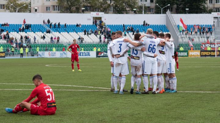 Матч с «Оренбургом» показал главные проблемы нынешней «Уфы»