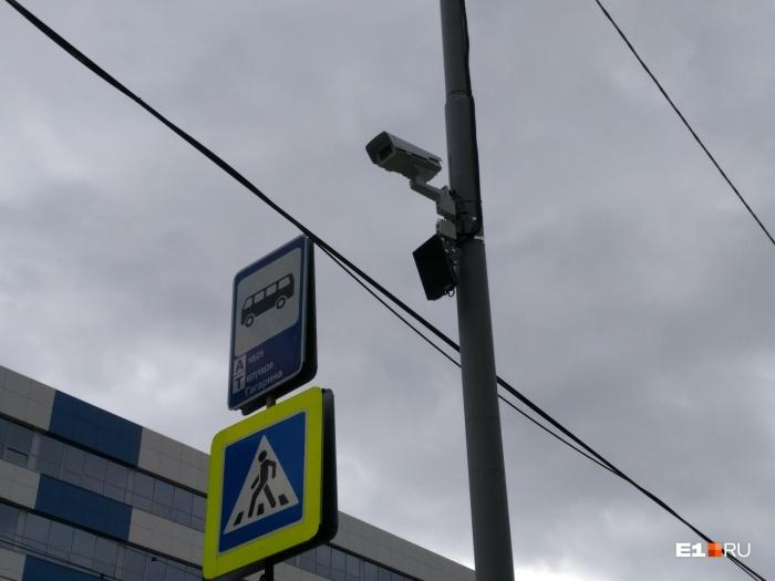 Камеры помогут автобусам и троллейбусам двигаться без помех