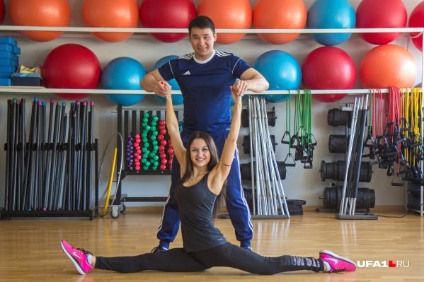 Тренировка в паре укрепит не только тело, но и отношения