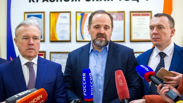 Поговорили про экологию: министр не заметил вони в Красноярске, Усспросит не нагнетать ситуацию