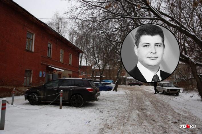 Убийство произошло в глухой подворотне возле офиса Ильи Исаева