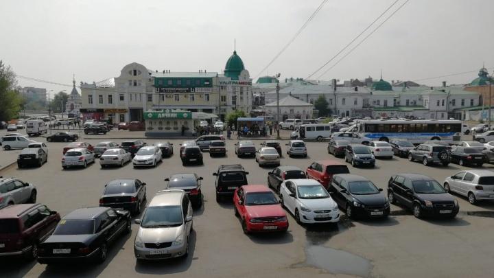 В Омске на три недели закроют улицу Бударина