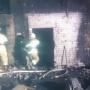 Обнаружены тела двух мужчин: на юге Волгограда тушат двухэтажный дом