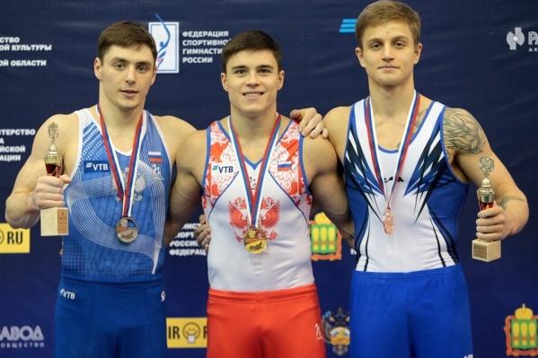 Никита Игнатьев (слева) и Иван Стретович (справа) вместе завоевали 5 наград на чемпионате России