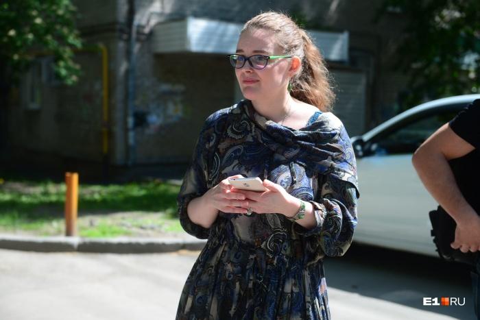 Анна Балтина — один из основателей сообщества «Парки и скверы»