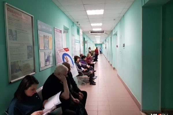 Волгоград переместился с первого на третье место по заболеваемости в стране