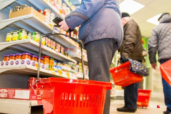 Сейчас прожиточный минимум зависит от цен на продукты