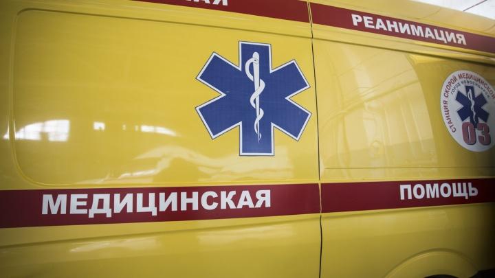 Мальчик с девочкой пострадали в утренней аварии на трассе (обновлено)