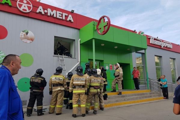 Происшествие случилось в магазине на улице Захаренко