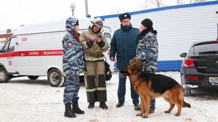 Первый комментарий за день: в ФСБ рассказали о причинах массовых эвакуаций в Уфе