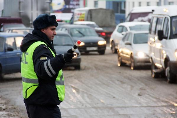 За прошлый год ГИБДД поймала на дорогах города1830 пьяных водителей