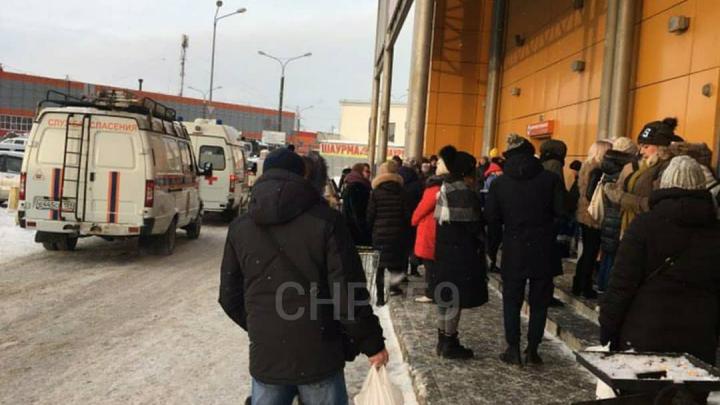 В Перми эвакуировали посетителей ТЦ «Шоколад»