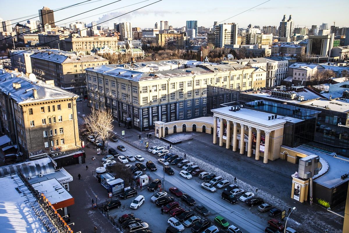 Новосибирском интересуются жители Кемерово Барнаула и Новокузнецка