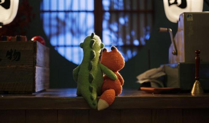 На этой неделе в Ельцин-центре будут показывать крутые австралийские короткометражки. Одна из них — про любовь двух вязаных игрушек