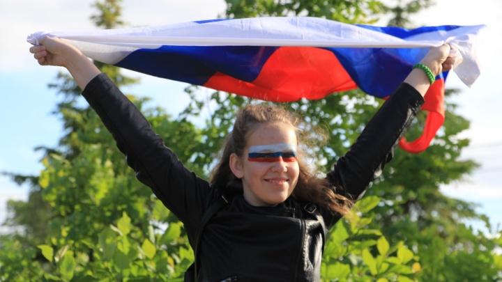 В Архангельске откроют фан-зону во время матча Россия — Хорватия