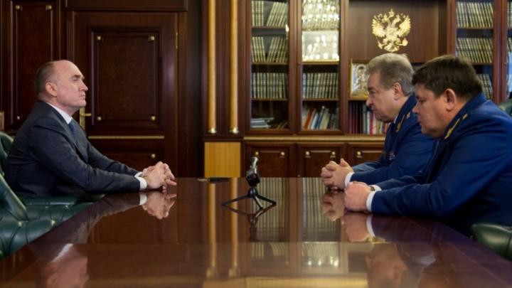 «Есть положительная динамика»: заму генпрокурора рассказали о проблемах челябинских дольщиков