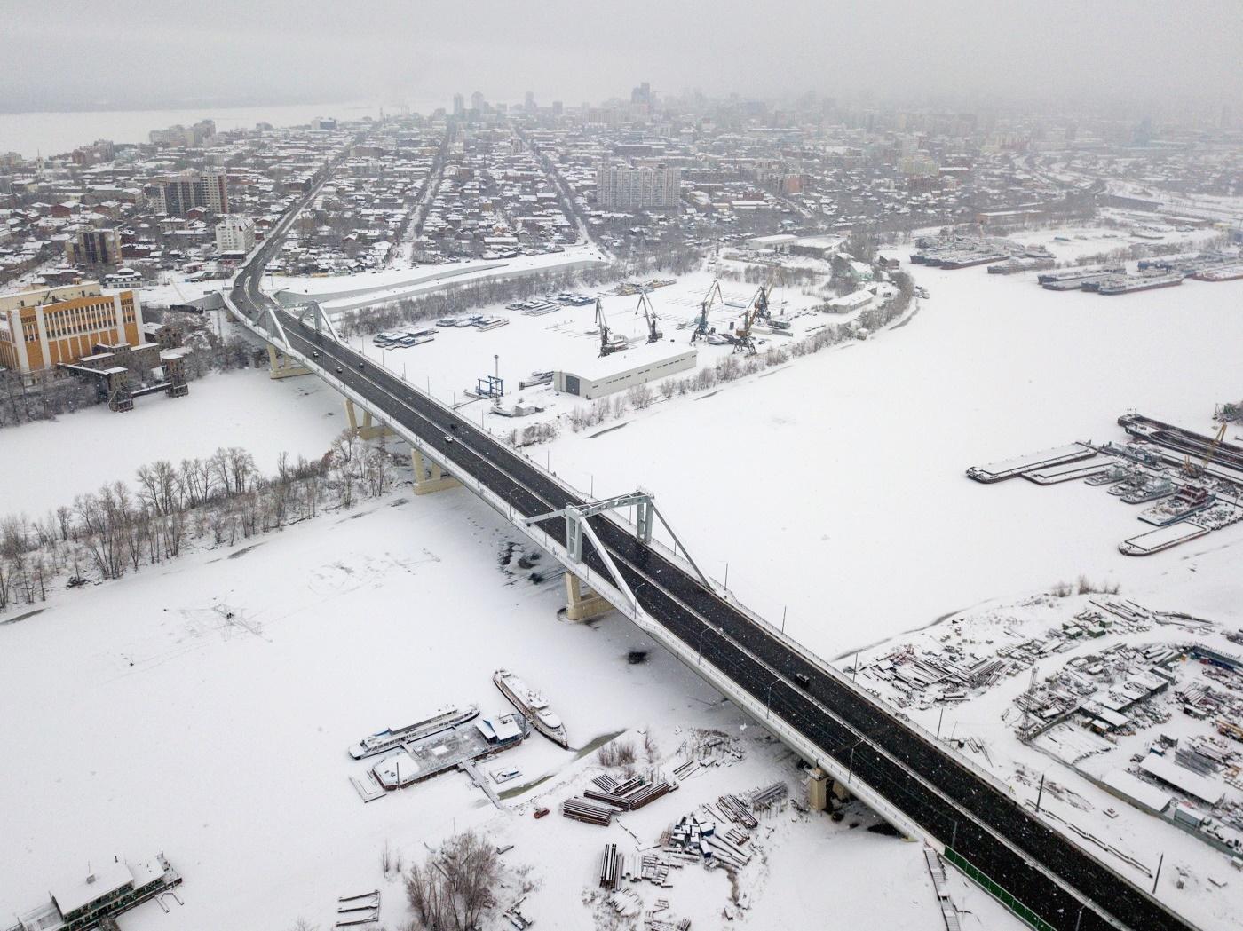 А вы уже проехались по Фрунзенскому?