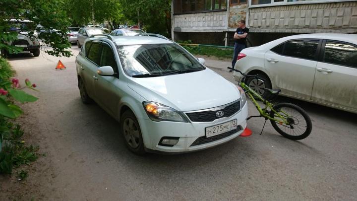 В Тюмени под колёса машин попали трое школьников