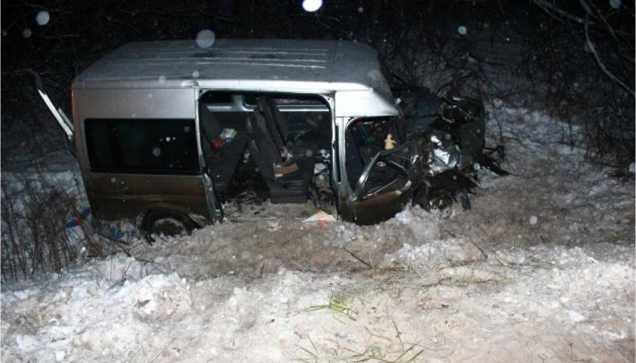 Следователи возбудили дело по смертельному ДТП с грузовиком и микроавтобусом
