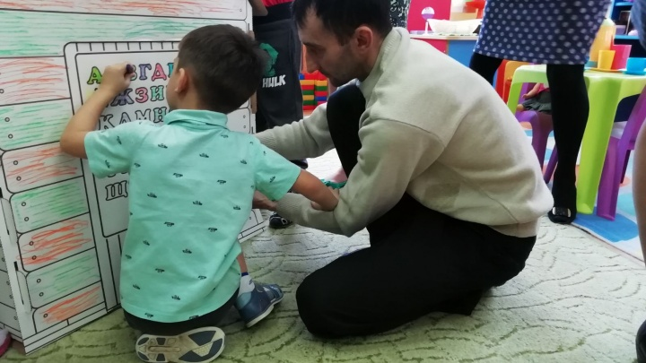 Детсад в Медицинском переулке открыл курсы медитации для родителей