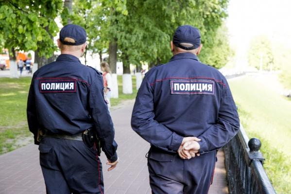 Ярославцев задержали за то, что они нарушали общественный порядок