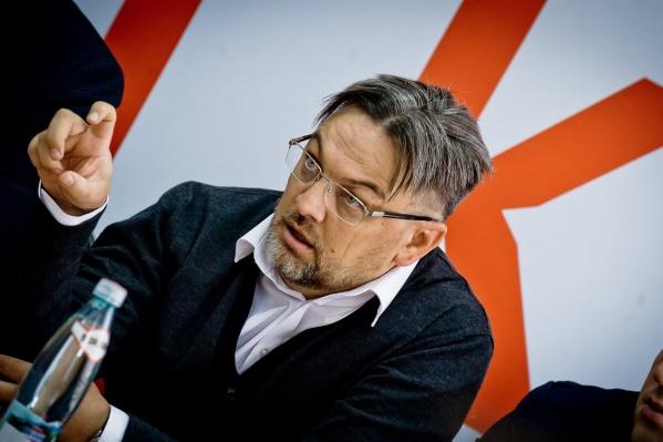Михаил Смирнов руководит одним из старейших в Челябинске рекламных агентств
