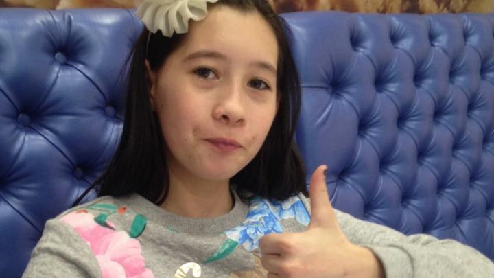 Вглядитесь в это лицо: в Уфе пропала 12-летняя девочка