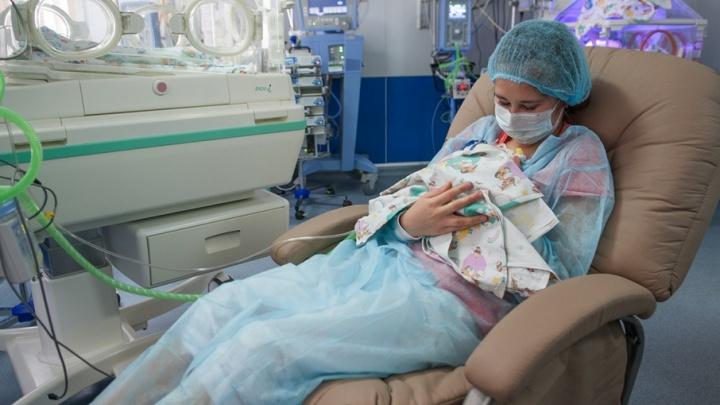 В Башкирии рождаемость снизилась на 13%