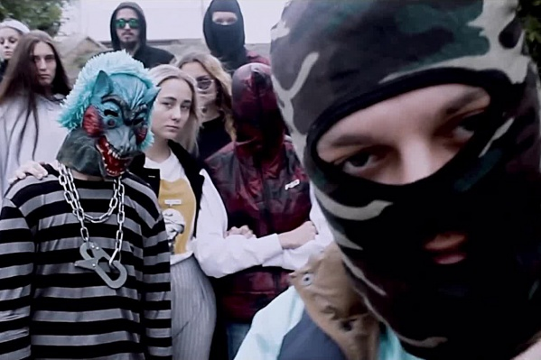 Новосибирский хип-хоп-проектSpaceCave снял клип с горящим ноутбуком в стиле фильмов Дэвида Линча