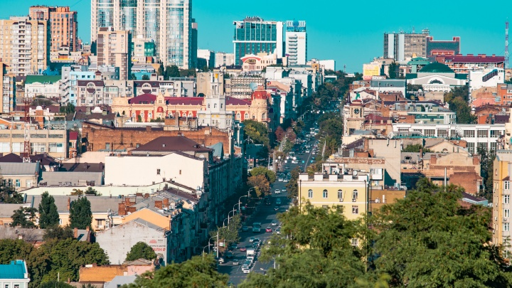 Город, который я люблю:известные ростовчане рассказывают о своих любимых местах в донской столице