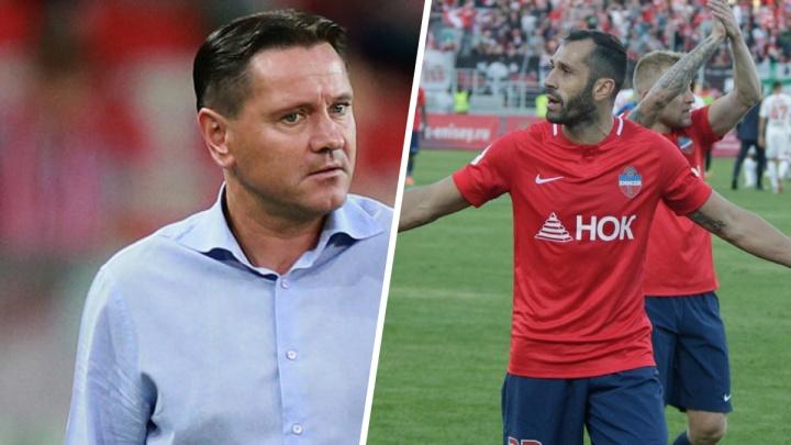 «Не хочу работать с таким тренером, как Аленичев»: защитник «Енисея» разорвал контракт с клубом