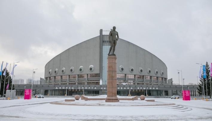 Ради боя Дениса Лебедева решено перекрыть съезд с Коммунального моста