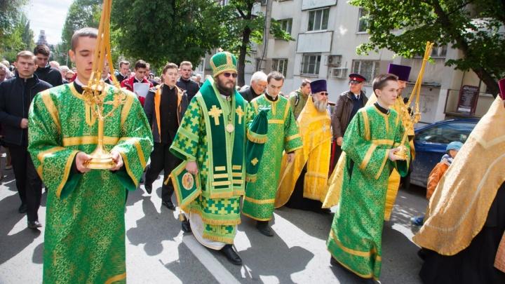 В честь Николая II: из-за крестного хода в Самаре перекроют 12 улиц