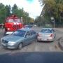«Очень спешил»: в Челябинской области автомобиль пожарных влетел в две иномарки на перекрёстке