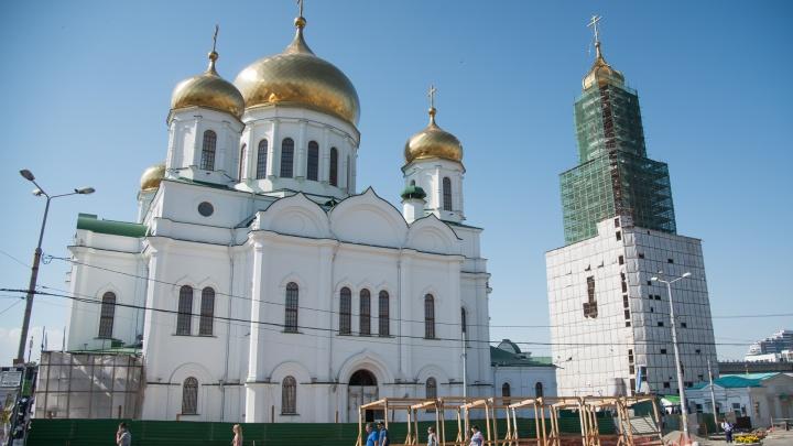 Кафедральный собор в Ростове освятят 27 октября