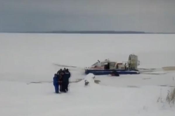 Жертвы зимней рыбалки