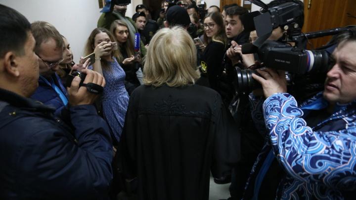 В Уфе завершили судебное следствие в деле о групповом изнасиловании экс-дознавательницы