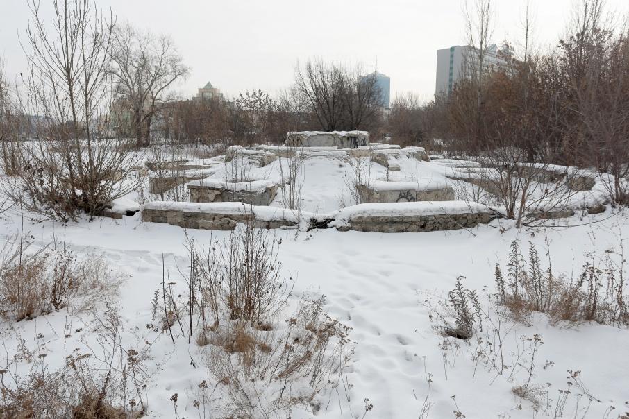 «Сад камней» не тронут, пока не завершат работы по строительству метро
