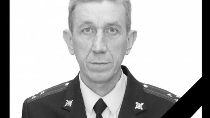 В Ярославской области скончался полковник полиции