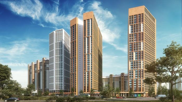 Первый небоскрёб нового квартала «Татлин» появится на пересечении улиц Готвальда — Черепанова