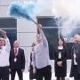 Пиво, тортики, пилотки: смотрим, как 23 Февраля празднуют в офисах Челябинска