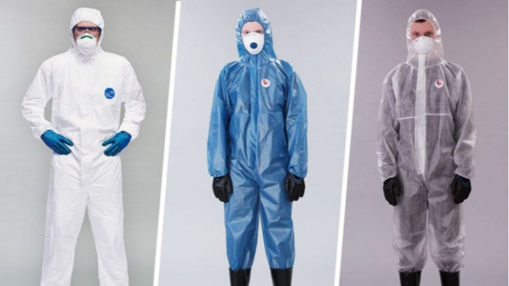Перекупщики заказали на Урале огромные партии защитных костюмов и масок для перепродажи в Китай